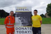 Run the Swindon Half Marathon for Wiltshire Air Ambulance's airbase appeal