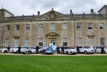 Swindon's place as a hydrogen car centre celebrated atconference