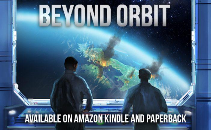 "Debut Author Elliott Pemberton's Sci-fi Adventure Novel ""Beyond Orbit"" makes a landing…"