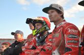 Robins take 11-point lead to Belle Vue second leg