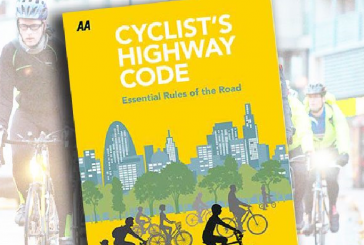 The AA have published a guide for cyclists so they can 'learn to ride safely'