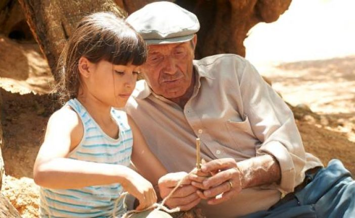 The Swindon Film Society returns with The Olive Tree