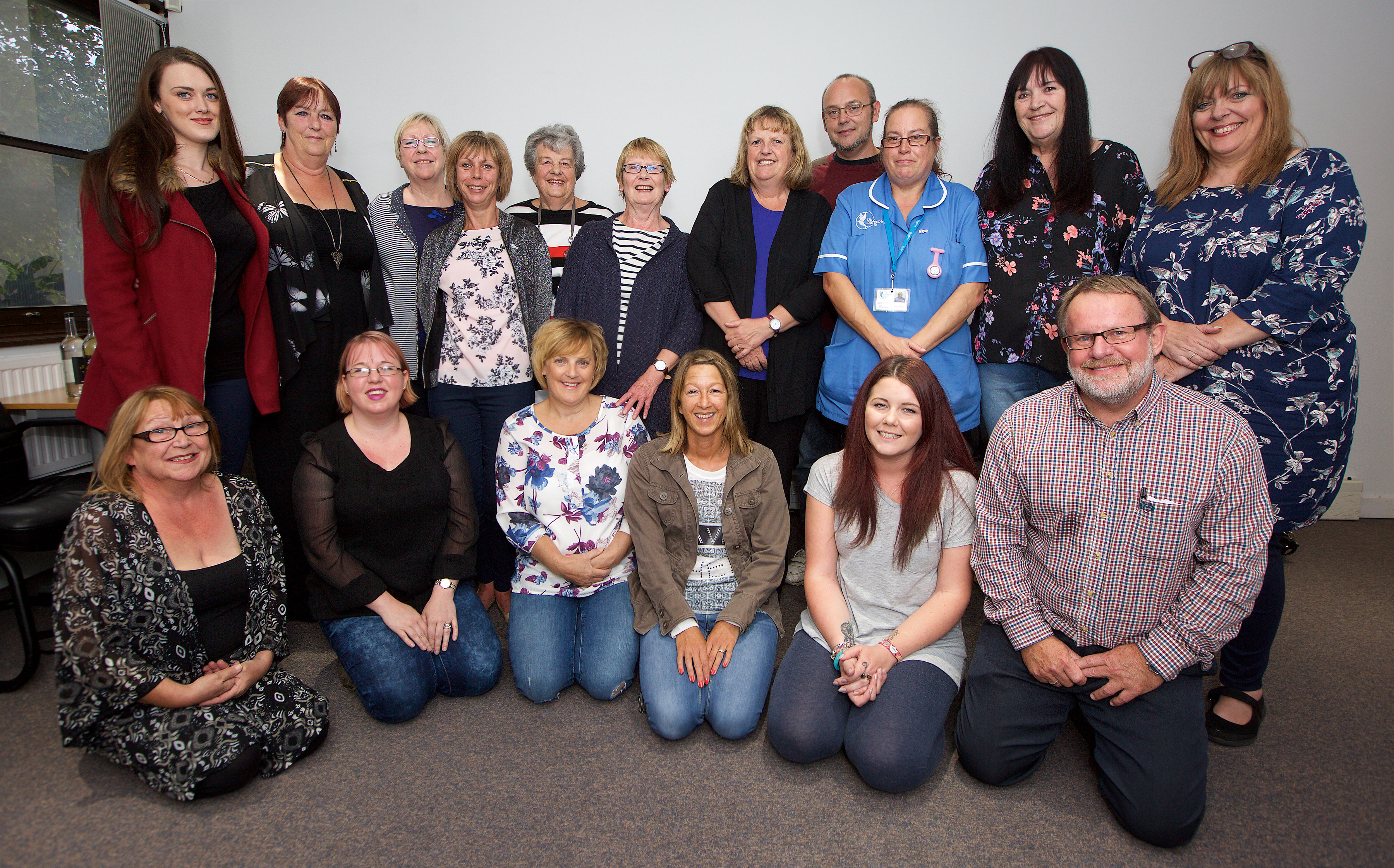 Care at home company rewards loyal staff
