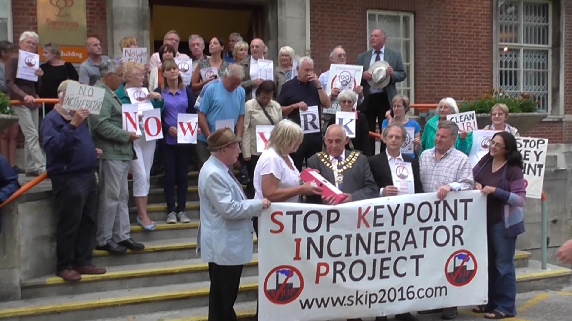 Keypoint Incinerator – Date for Planning Committee Set