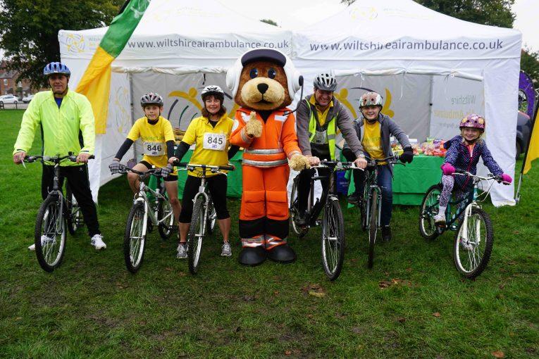 Community efforts aid Wiltshire Air Ambulance