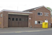 Ludgershall Fire Station