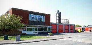 Salisbury Fire Station