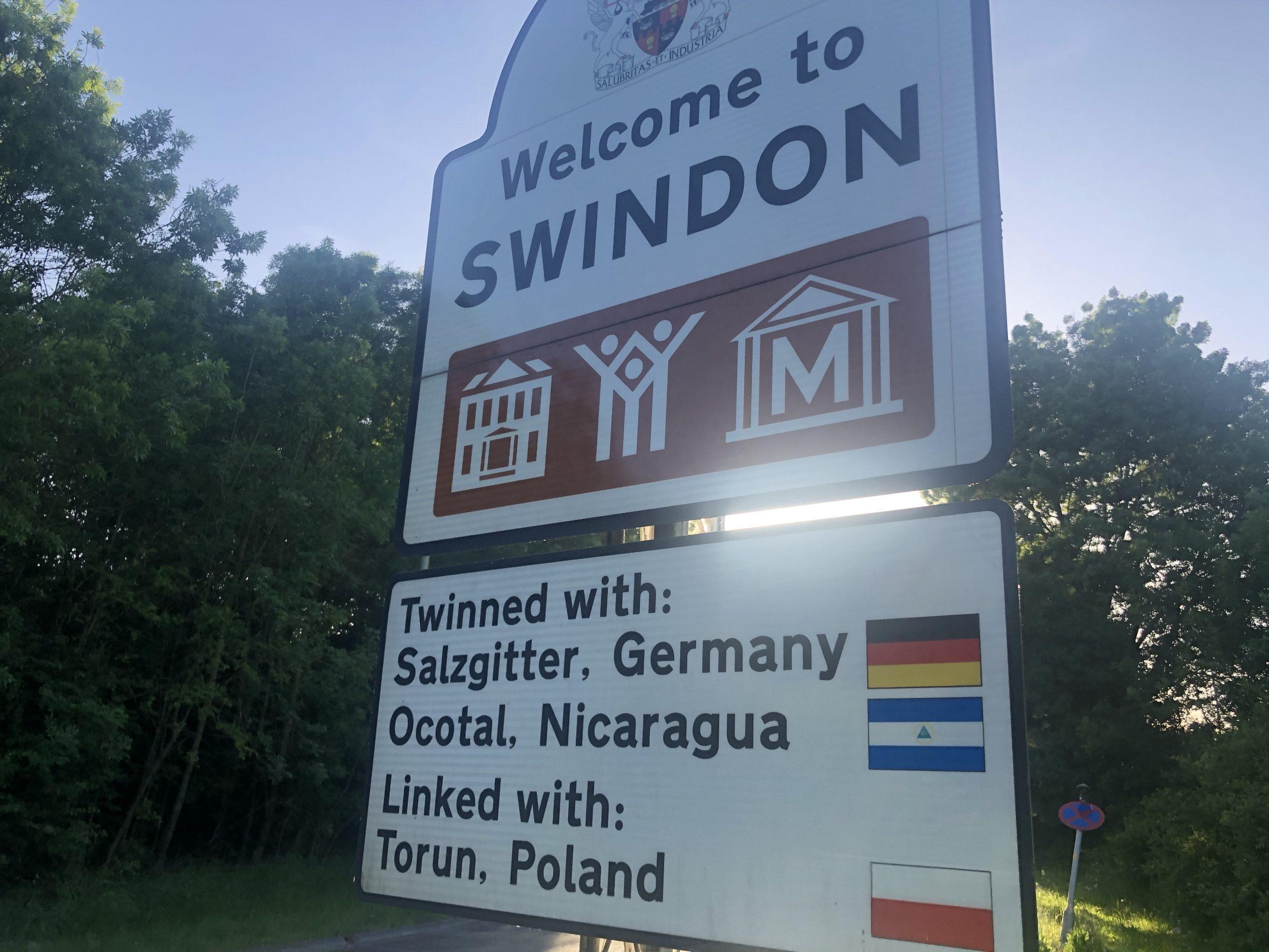 Rumours Swindon To Be Locked Down Untrue The Swindonian